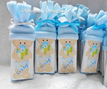 Load image into Gallery viewer, Pink Girl Baby Shower Favors