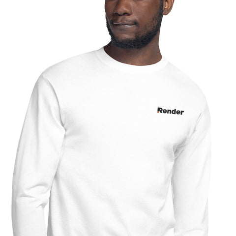 Render x Champion Long Sleeve Shirt