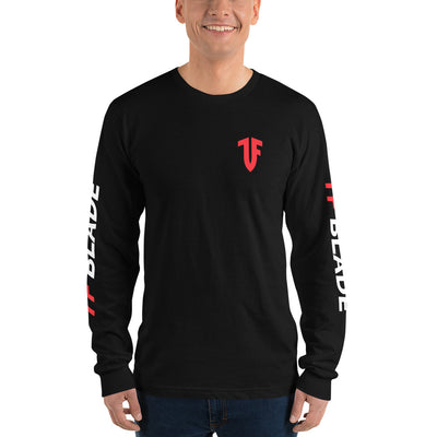 TF BLADE - Standard Long Sleeve Tee