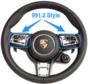Adapter X - Steering Wheel Conversion