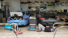 Load image into Gallery viewer, PORSCHE 997.1/997.2 REAR BUMPERETTE DELETE PANEL