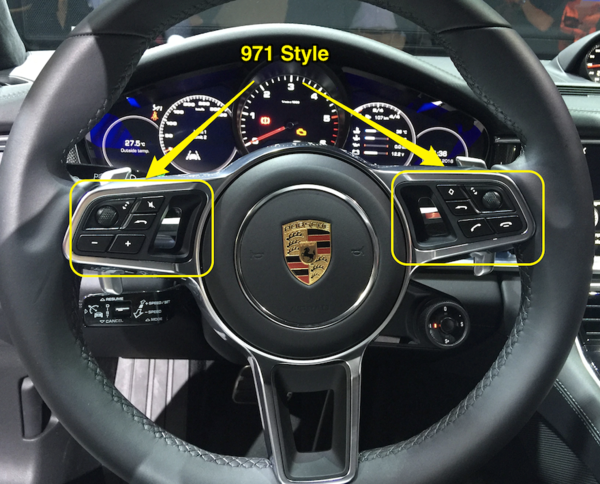 STMV1-971 - Steering Wheel Conversion