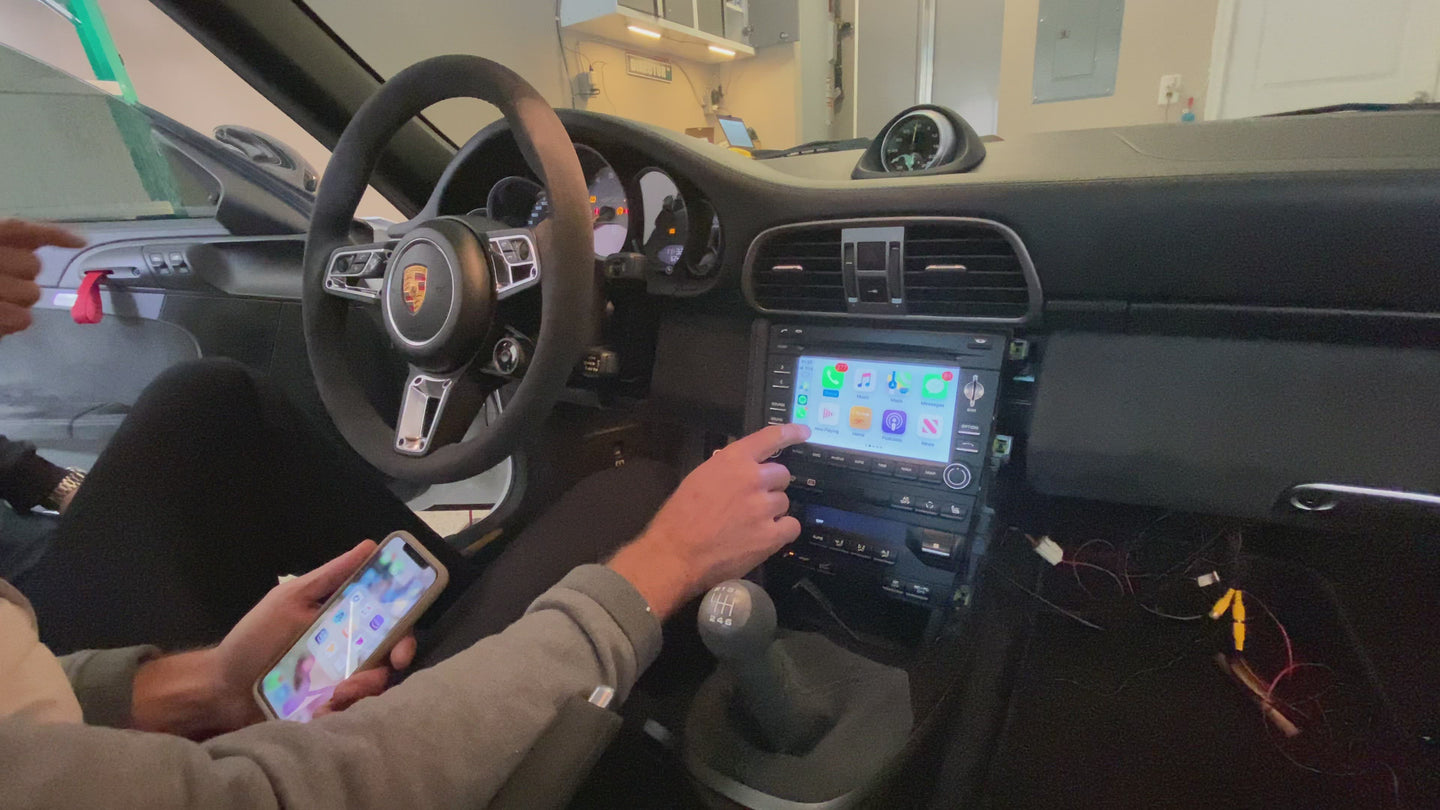PCM 3.0 or 3.1  - Add Apple CarPlay & Android Auto