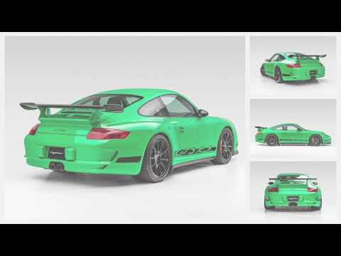 2007 GT3RS in RS Green - (1 of 25)