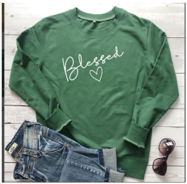 Blessed Pullover