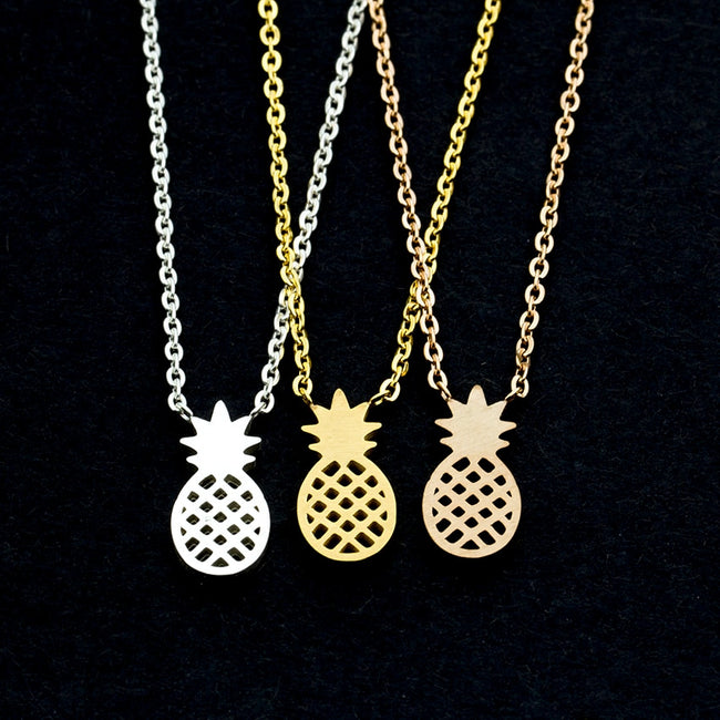 Pineapple Proud Necklace