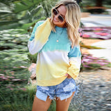Tie Dye Bliss Sweatshirt