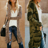 Gotta Have It Cardi - In Leopard or Camo