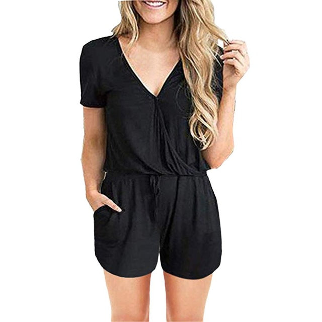 Just Your Basic Romper
