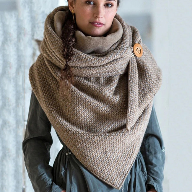 Soft Wrap Casual Warm Scarve