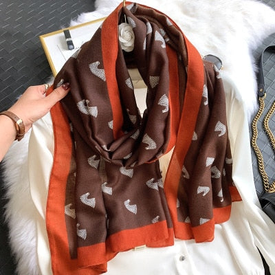 Designer Luxury Scarf