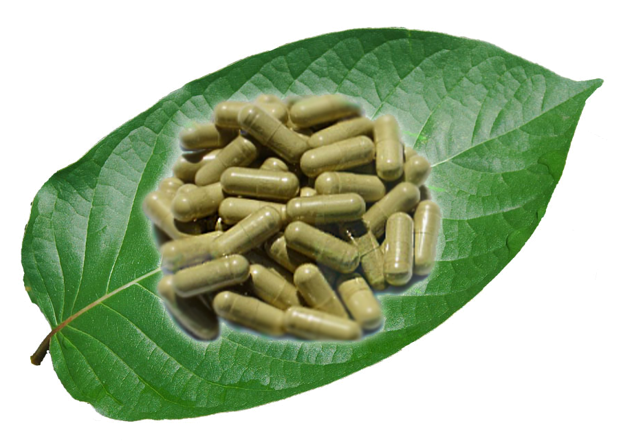 Green MeangDa Capsules