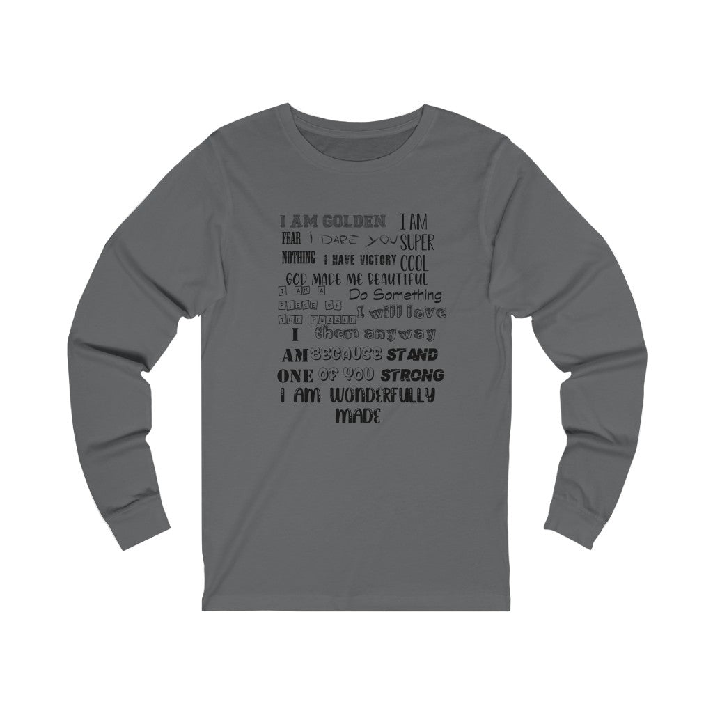 Nostalgia Long Sleeve Tee