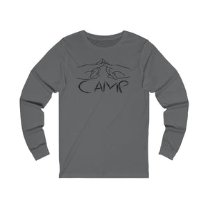 Camp Hands Long Sleeve Tee