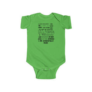 Nostalgia Infant Bodysuit