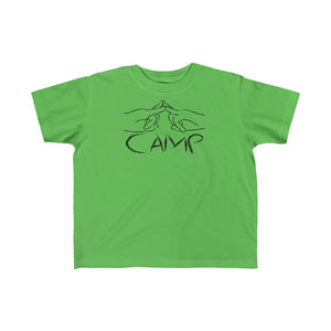 Camp Hands Toddler Tee