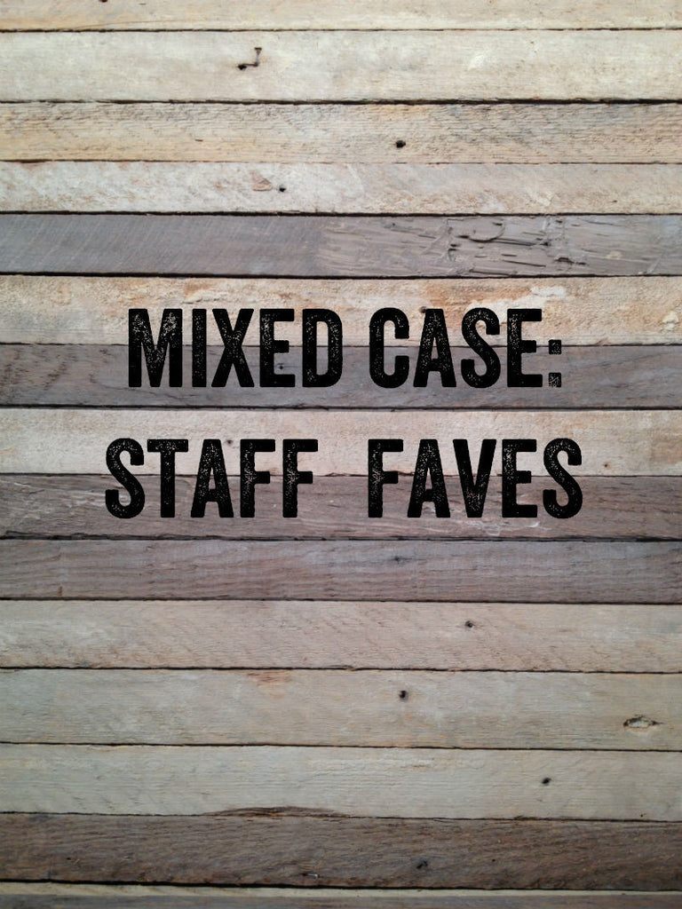 Mixed Case - Staff Faves