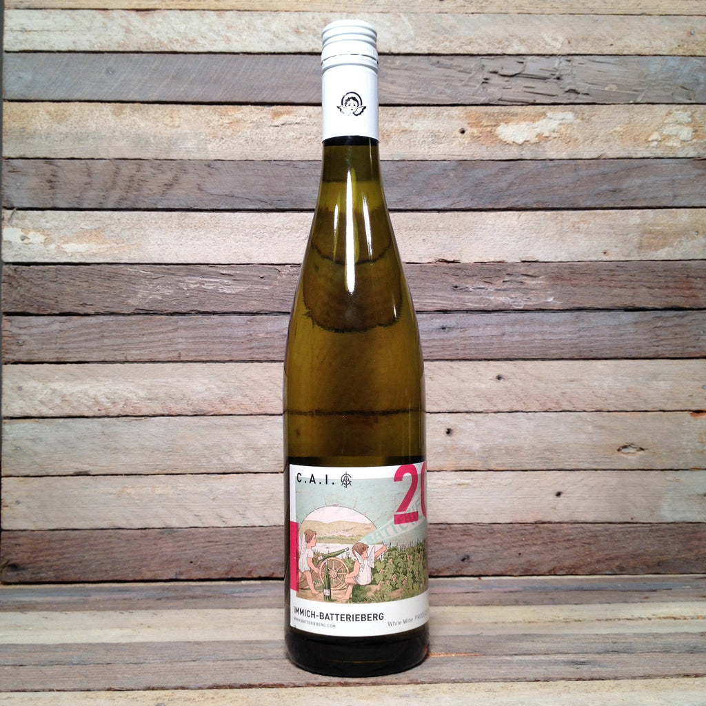 Immich-Batterieberg Mosel Riesling 2011