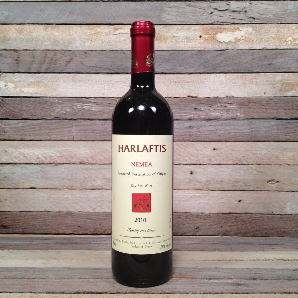 Harlaftis Nemea Red