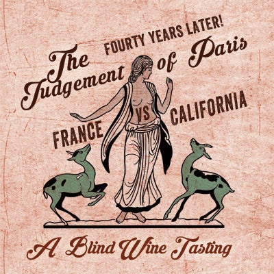Judgment of Paris Blind Tasting May 24th