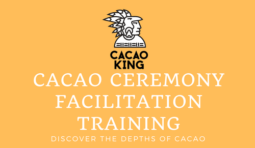 Cacao Ceremony Facilitation Training