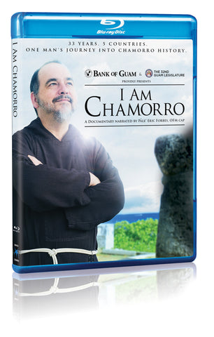 I Am Chamorro (Blu-Ray Disc)