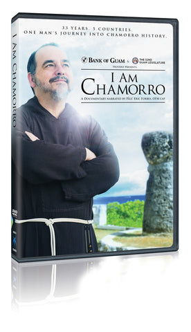 I Am Chamorro (DVD Disc)