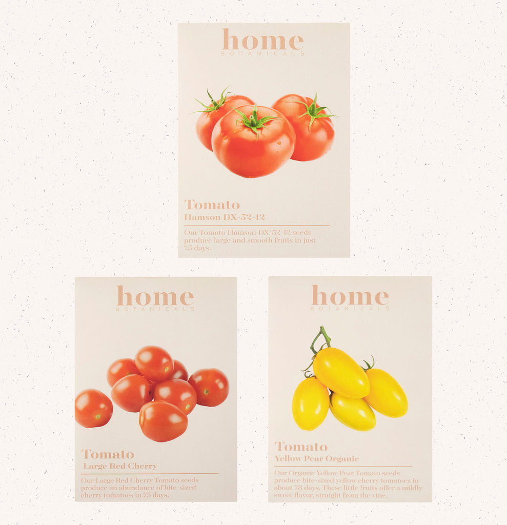 Tomato Seeds Pack