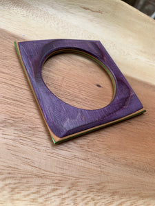 Stuntwood STL Woodworks-Recycled Skateboard Square Bangles
