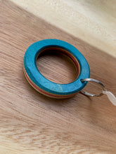 Load image into Gallery viewer, Stuntwood STL Woodworks-Recycled Skateboard Keychains