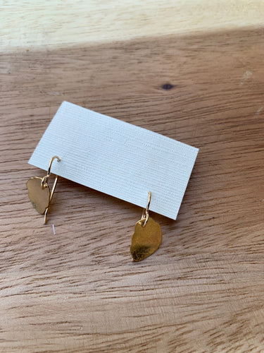 Ann Erickson Earrings-Iota