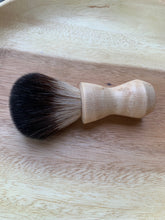 Load image into Gallery viewer, Olio Goods- Handturned Wood Shave Brushes