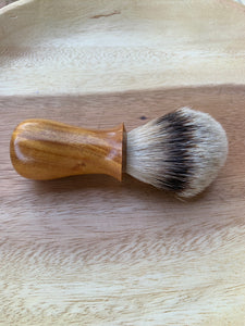 Olio Goods- Handturned Wood Shave Brushes