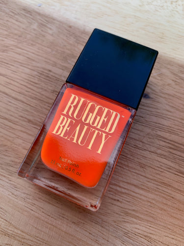 Rugged Beauty Healthier Nail Polish