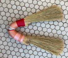 Load image into Gallery viewer, Sunhouse Craft Rainbow Broom