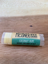 Load image into Gallery viewer, Messner Bee Farm Raw Honey + Beeswax Lip Balm