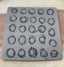 Load image into Gallery viewer, Zak Pottery Stonewear Tray- Small Square
