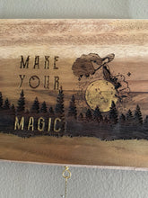 "Load image into Gallery viewer, Lost & Found Design ""Make Your Magic"" Wall Hanging"
