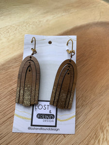 Lost & Found Design Earrings