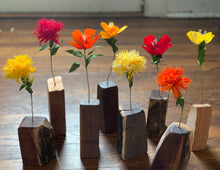 Load image into Gallery viewer, Lost & Found Design Paper Flowers- mix and match