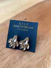 Load image into Gallery viewer, Lily Dawson Designs Rhinestone Earrings