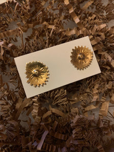 Ann Erickson Earrings-Aster