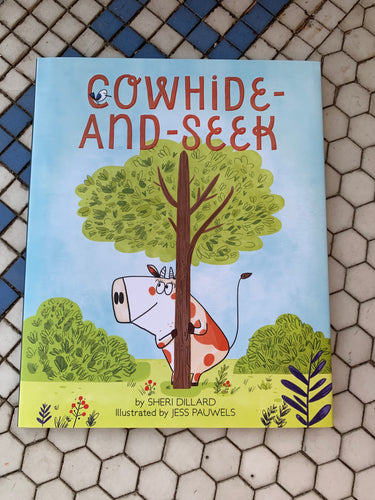 Cowhide And Seek Book