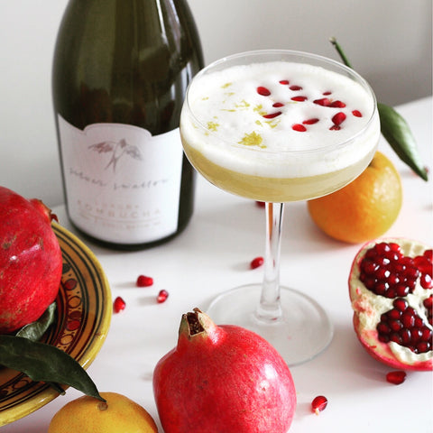 Moroccan Winter Fruit Mimosa