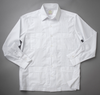 Front White Broadcloth with 4 pockets