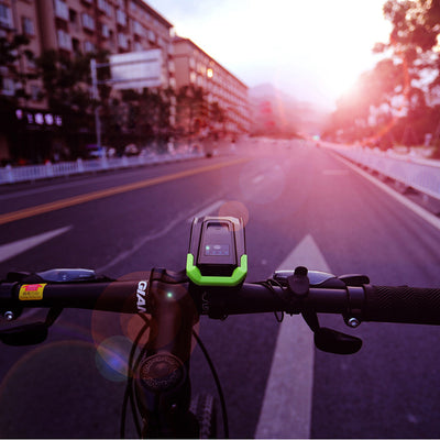 4000mAh Induction Bicycle Front Light