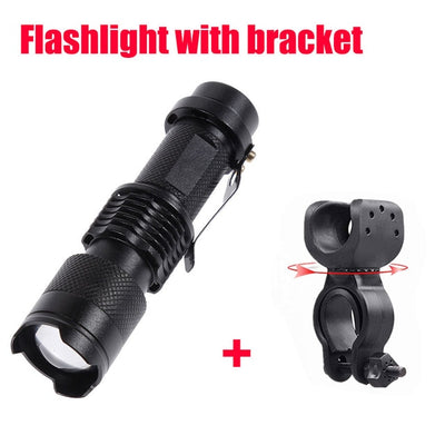 Cycling Front Light Bike Torch