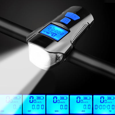 Bike Speedometer Led Front Lights