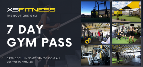 7 Day Gym Pass