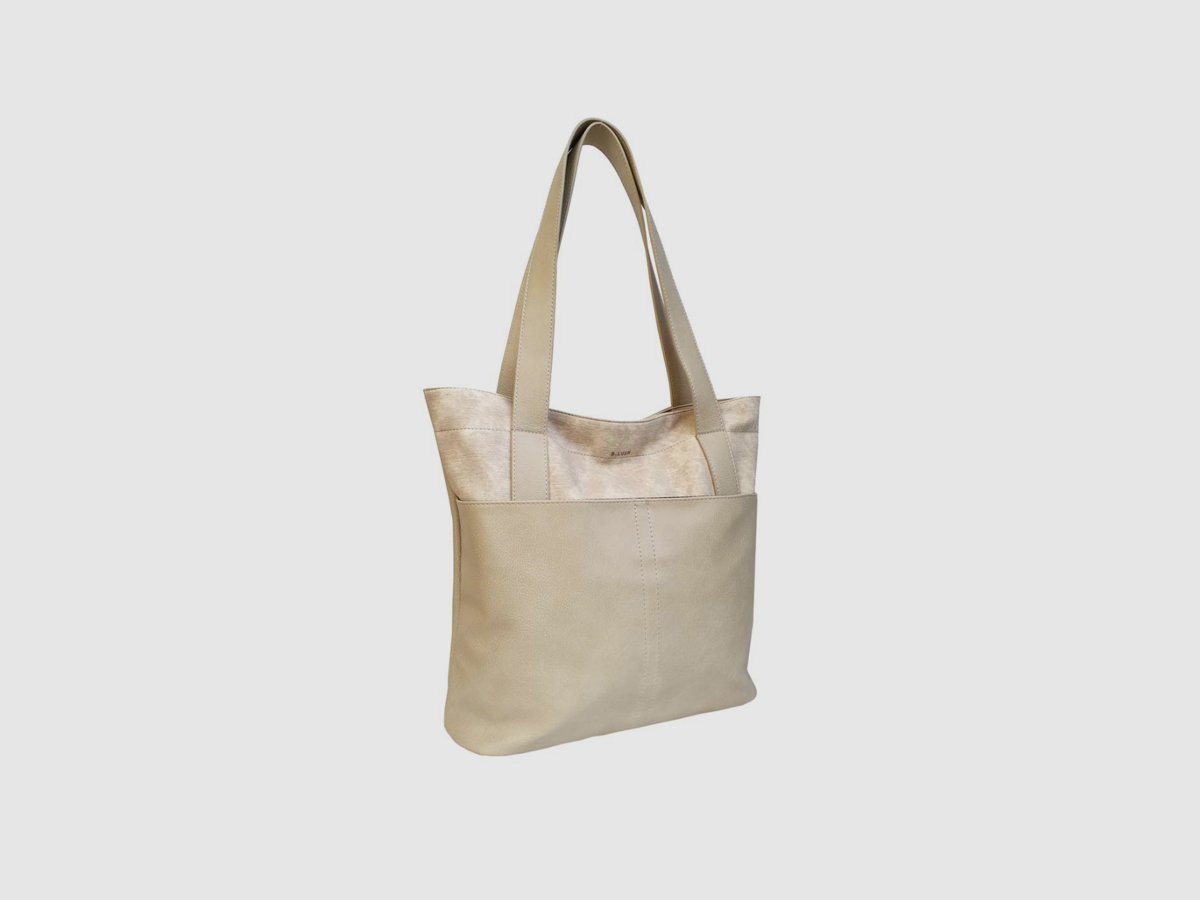 Classic Shopper - Front Pocket